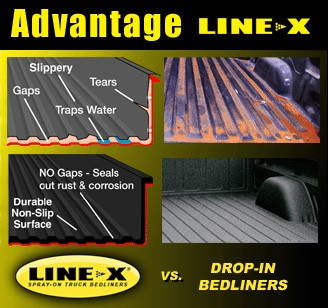 Find LINE-X products at unbeatable prices
